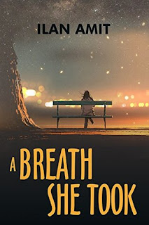Pain is inevitable, but suffering is a matter of choice - A Breath She Took by Ilan Amit - #Books #BookReview