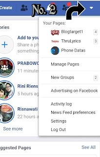 Cara menghapus account facebook