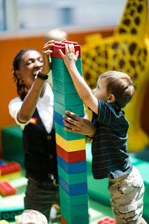 Legoland Discovery Center Playtimes