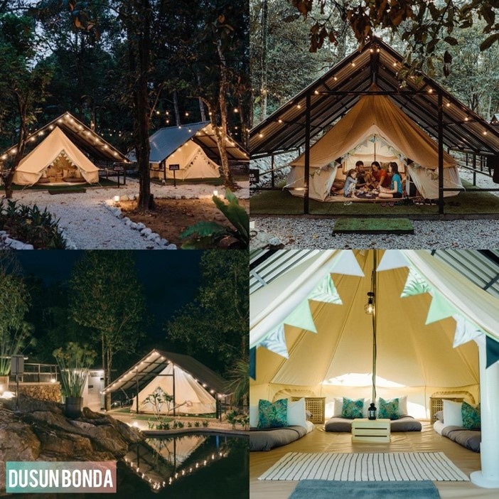 5 Nature Retreats in Selangor to Explore after MCO Ends - #DreamNowTravelLater