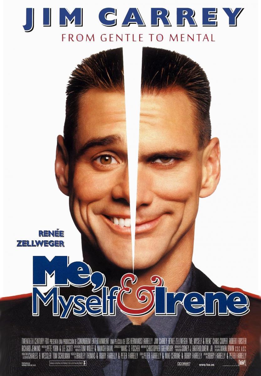 Download Me Myself and Irene (2000) Full Movie in Hindi Dual Audio BluRay 720p [1GB]