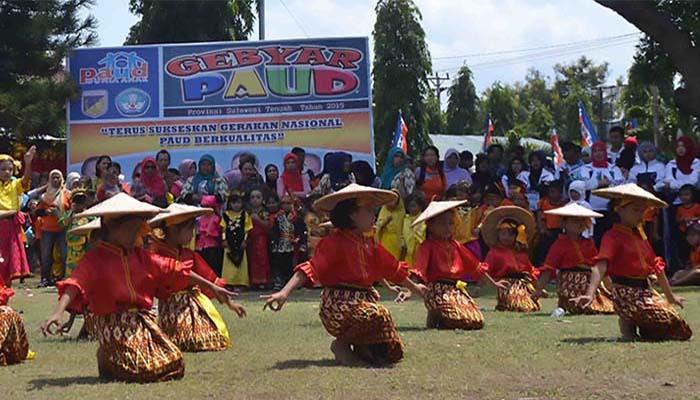 Tari Pamonte, Tarian Tradisional Dari Sulawesi Tengah