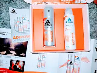AMBASADOR Adidas ADIPOWER 72H