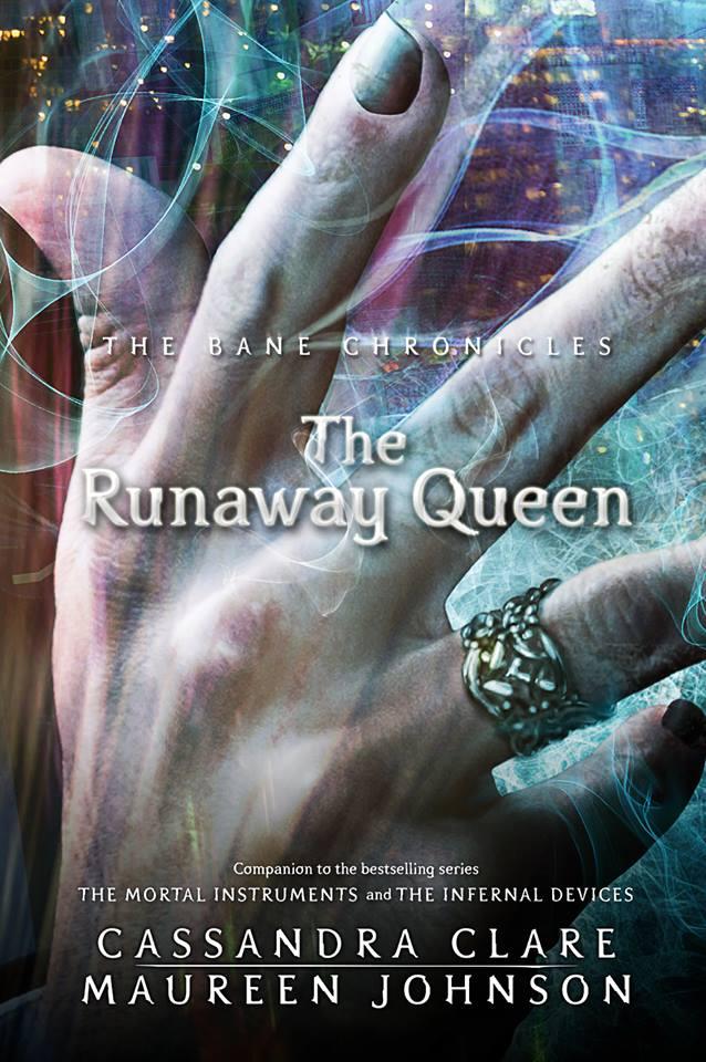 the runaway queen cassandra clare pdf