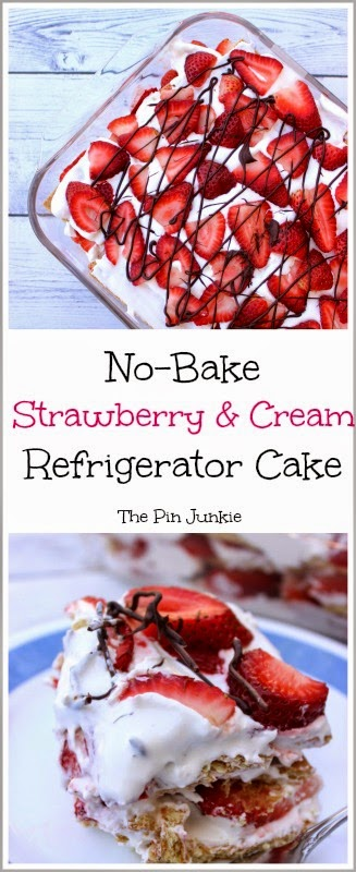 no-bake-strawberry-cream-refrigerator cake