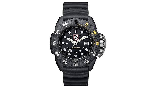 Luminox Scott Cassell Deep Dive Watch