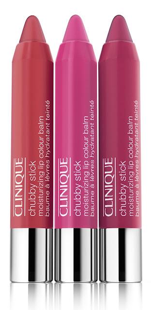 Chubby lipsticks