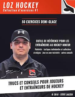 Loz Hockey ressource francophone regroupant trucs, conseils, vidéos et exercices pour joueurs et entraîneurs de hockey