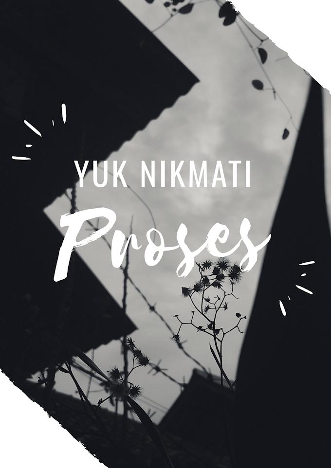 Yuk Nikmati Proses || Zahrapedia Motivasi 2020