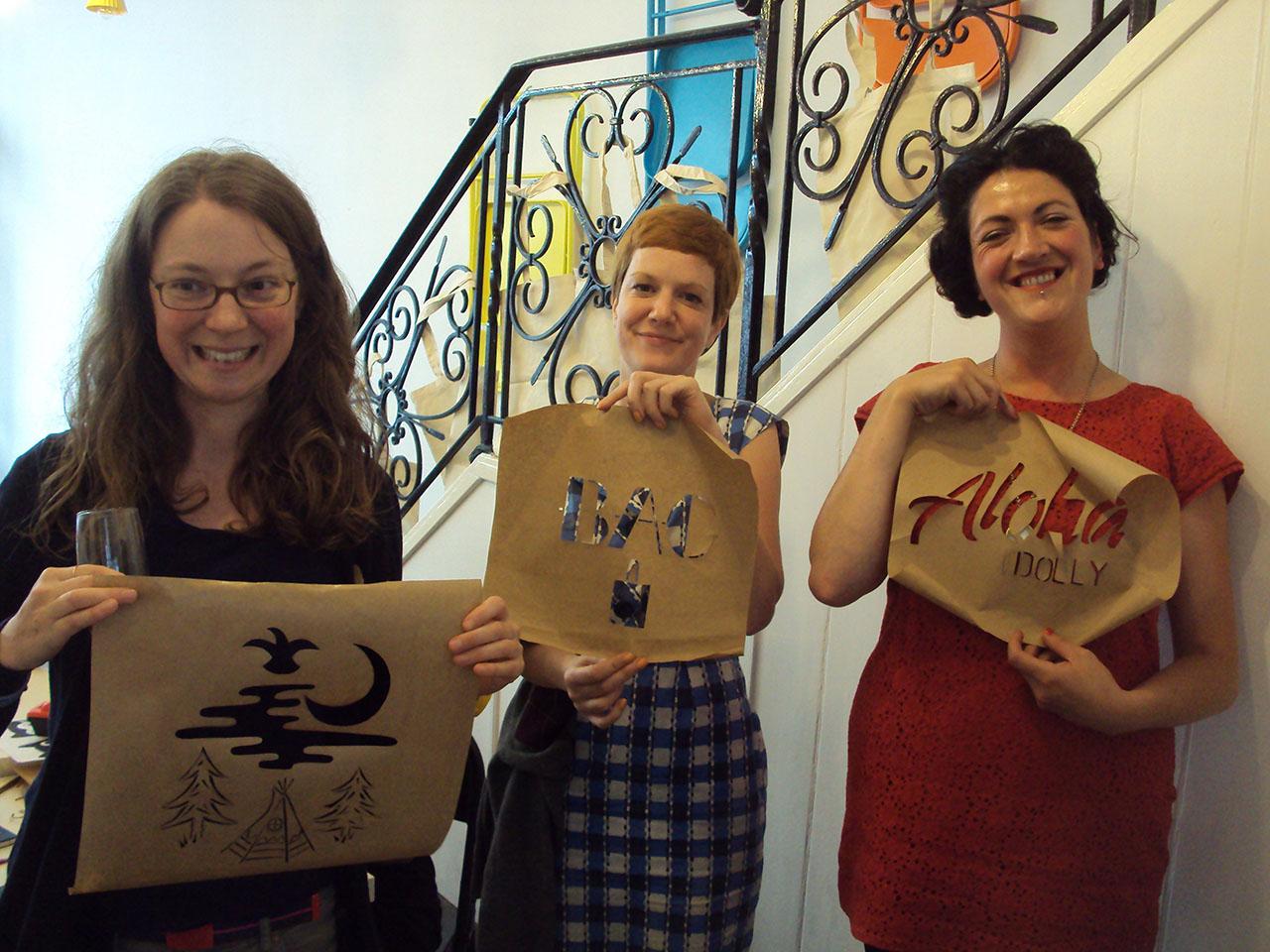 So, Zo: Handmade Hen Party!