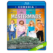 Mentes maestras (2016) BRRip 720p Audio Dual Latino-Ingles