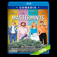 Mentes maestras (2016) BRRip 720p Audio Dual Latino-Ingles