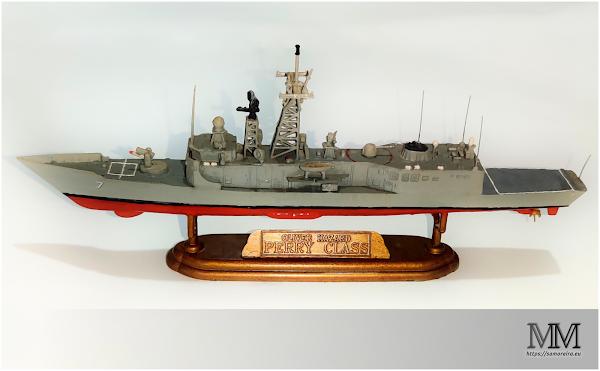 Frigate - USS Oliver Hazard Perry (FFG 7)