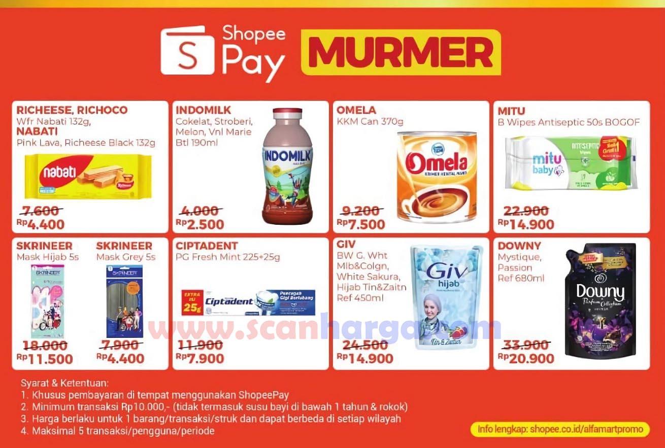 Alfamart Shopeepay