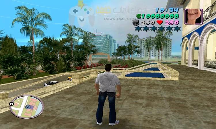 تحميل لعبة جاتا 8 GTA للكمبيوتر من ميديا فاير