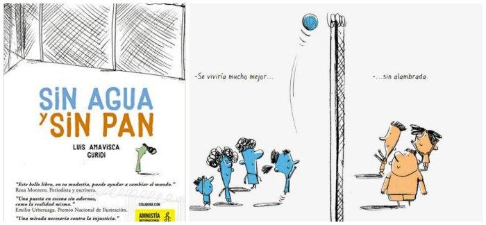 cuentos infantiles sin agua sin pan para hacer pensar, reflexionar, sentido ética moral niños