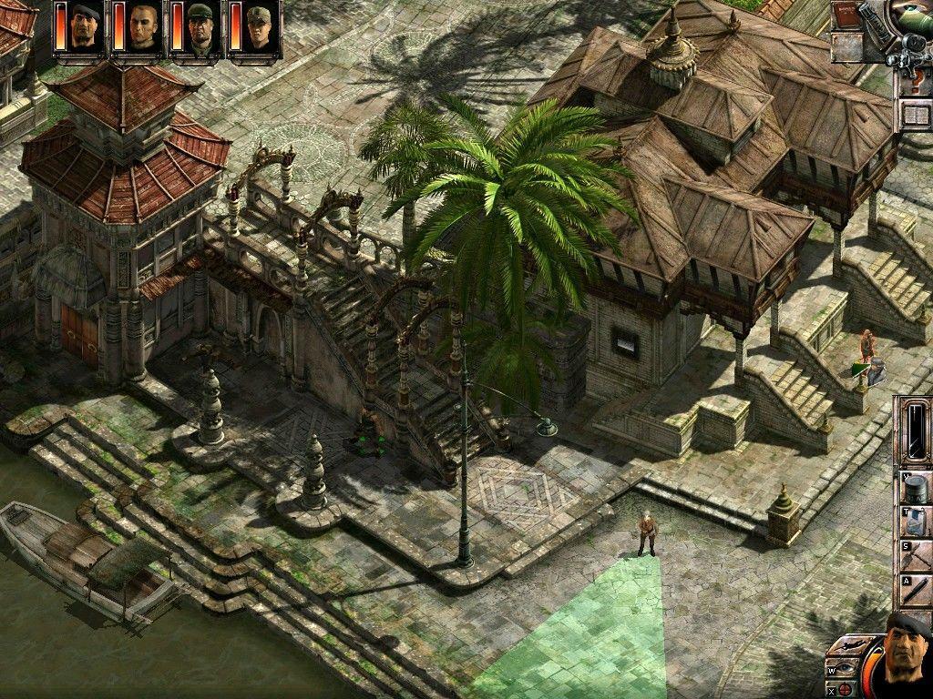 تحميل لعبة commandos 2 من ميديا فاير