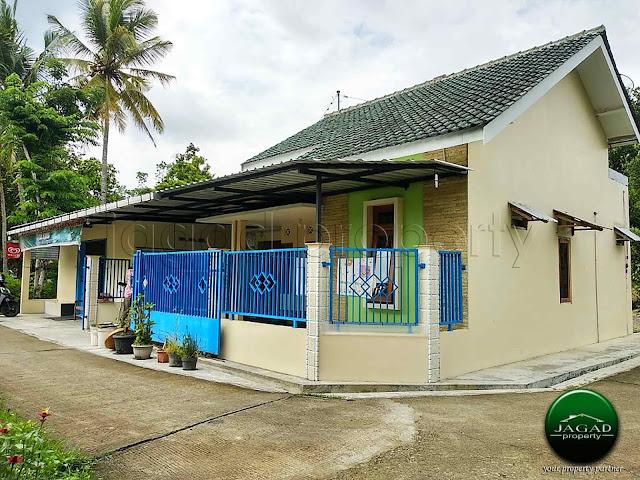 Rumah ada Toko dekat Goa Selarong