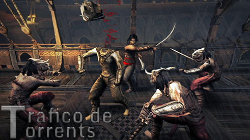Baixar a Screen Prince of Persia: Warrior Within PC
