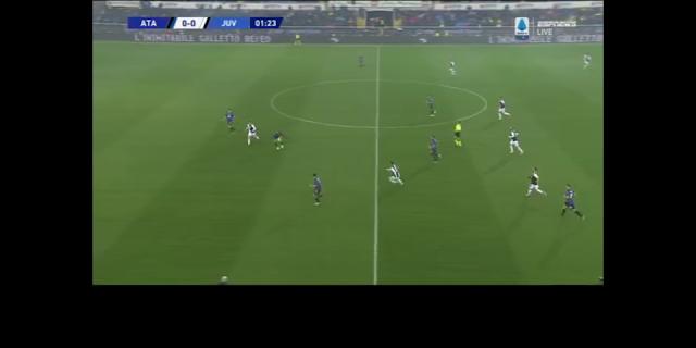 ⚽️⚽️⚽️ Live Serie A Atalanta Vs Juventus ⚽️⚽️⚽️