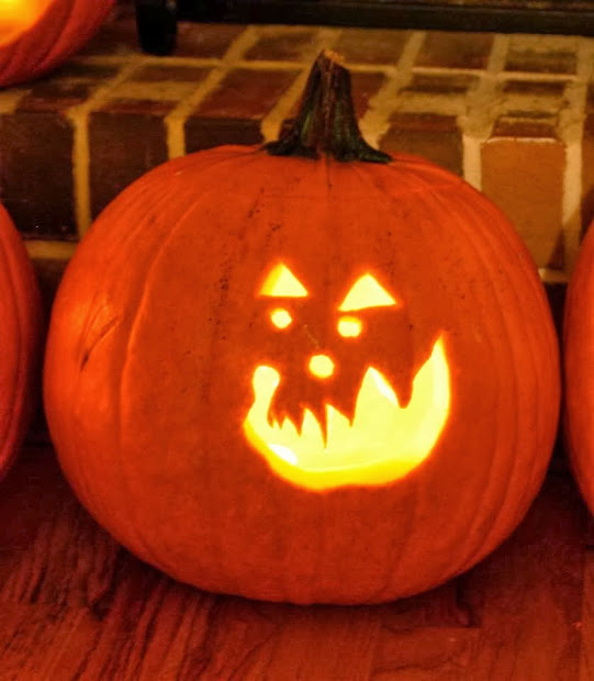 20 The Nightmare Before Christmas Pumpkin Pattern Pictures And