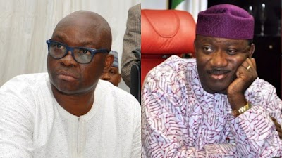 PDP Warns Fayemi: 'Nothing Must Happen to Fayose'