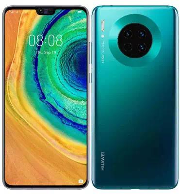 Desain dan Layar Huawei Mate 40 Pro