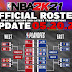 NBA 2K21 OFFICIAL ROSTER UPDATE 05.20.21 LATEST TRANSACTIONS+UPDATED LINEUPS [PLAYOFFS]