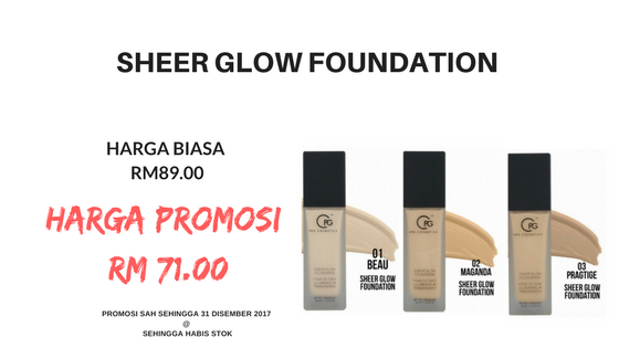 Foundation CPG Offer