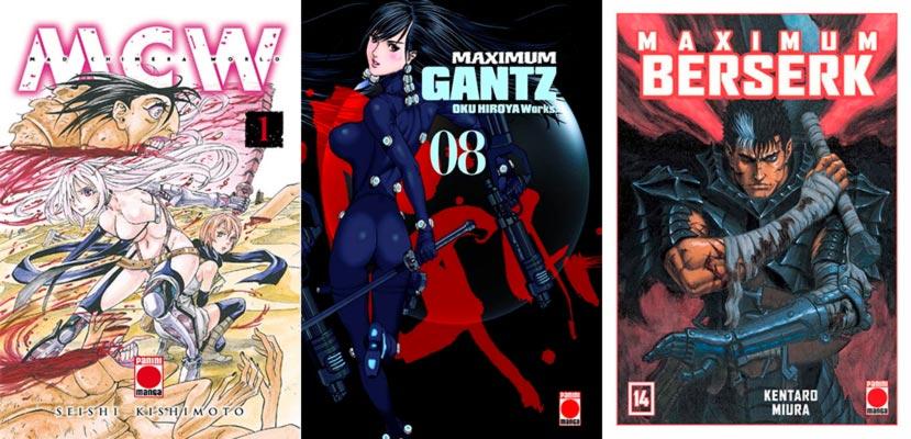 Novedades Panini Comics septiembre 2019 - manga seinen