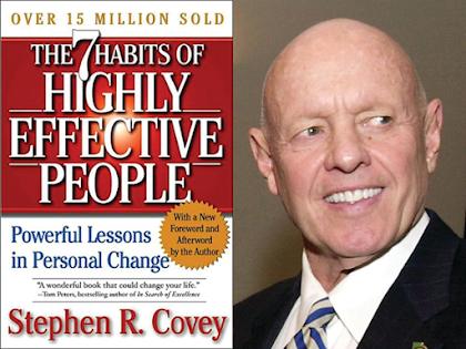 ستيفن كوفي .. ألف كتاب واحد فقط !! فاصبح أسطورة إدراة الأعمال