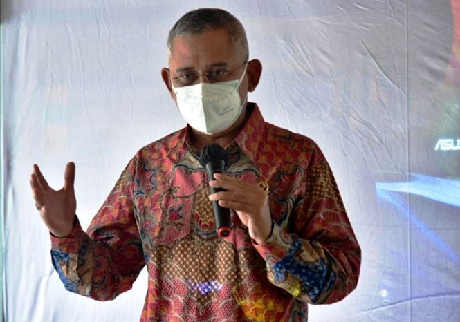 Wakil Ketua DPRD Provinsi Jawa Barat Achmad Ru'yat Foto: Humas DPRD Jabar