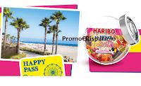 Logo Concorso Haribo ''La ricetta della felicità'': vinci 154 portacaramelle e viaggio in California