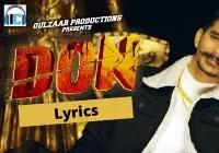 Don Lyrics   Gulzaar Chhaniwala Mp3 Song Download