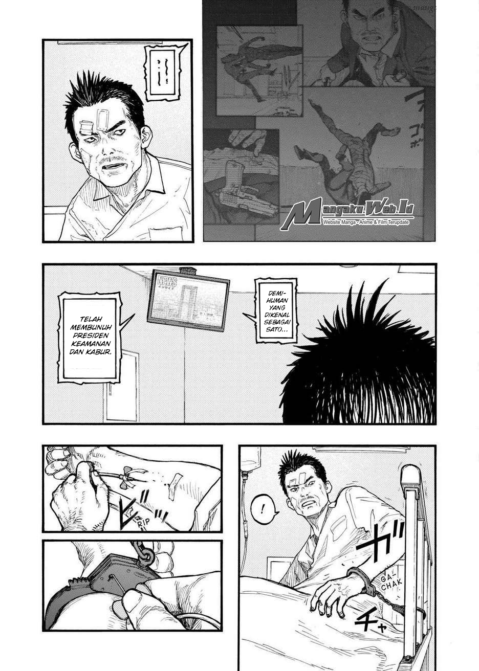 Ajin Chapter 45-35