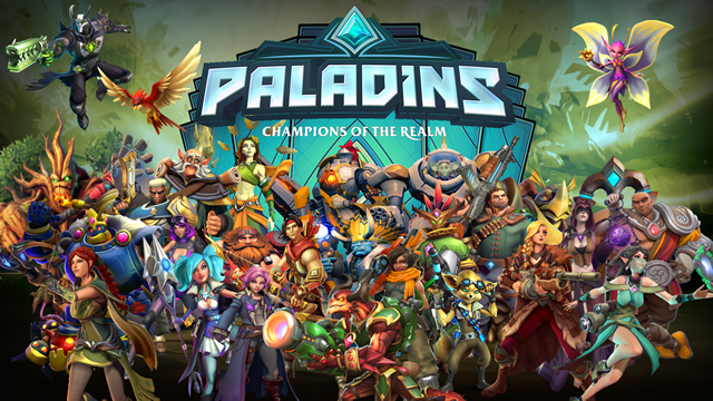 paladins Best free games