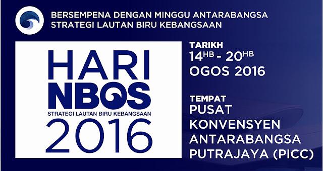 Hari Terbuka National Blue Ocean Strategy (NBOS) 2016