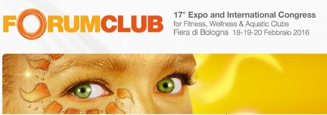 Da giovedì 18 a sabato 20 febbraio, Expo e Congresso internazionali su fitness, wellness, piscine e Spa