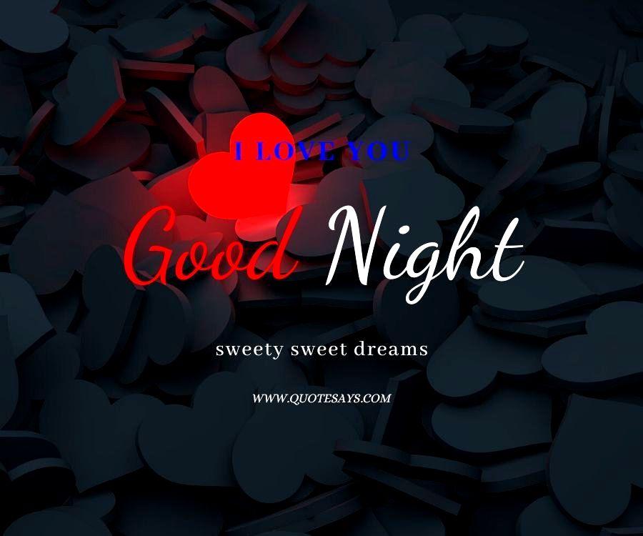 Good Night Lightning Heart