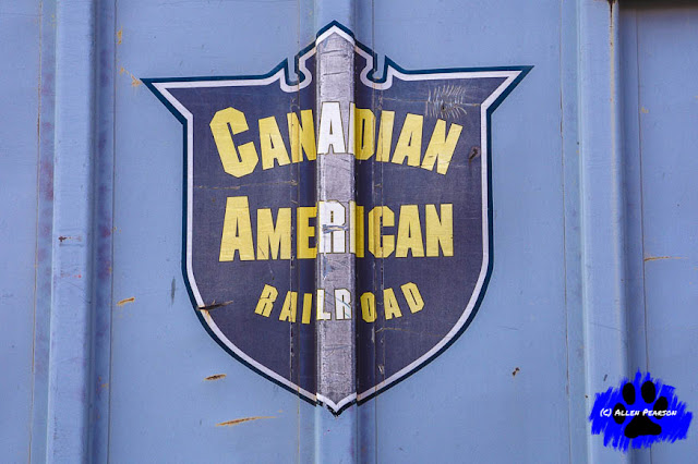 Canadian American Freight Car (C) Allen Pearson Photography