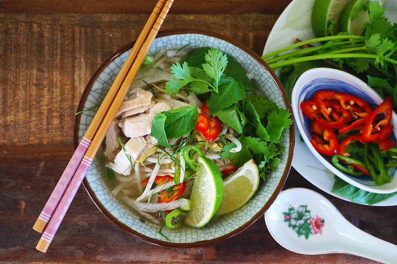 how to make noodles for pho