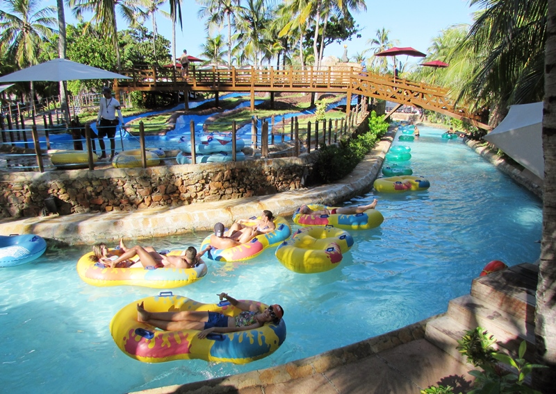 Beach Park, o famoso parque aquático do ceará