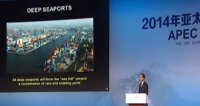 Pidato Bahasa Inggris Jokowi Di Forum Apec 2014