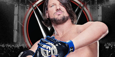 AJ Styles Traded To SmackDown
