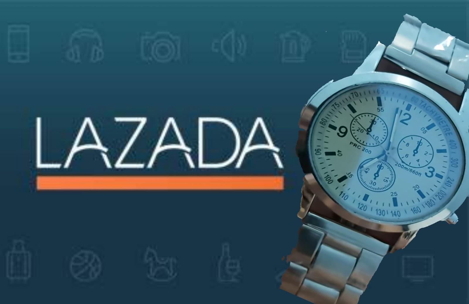 lazada, time machine