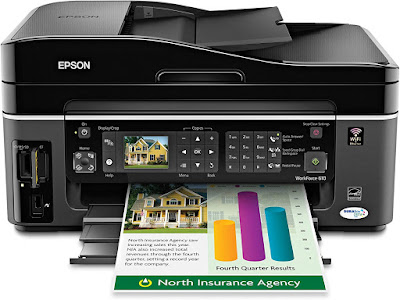 download page for Windows together with Macintosh Epson WorkForce 610 Driver Downloads