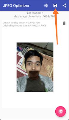 Memperkecil Ukuran Foto Menggunakan Hp Android 6