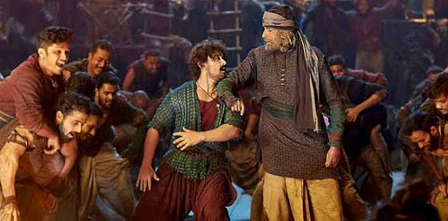 ठग्स ऑफ़ हिन्दोस्तान  के फ्लॉप होने की पूरी जिम्मेदारी मेरी - आमिर खान