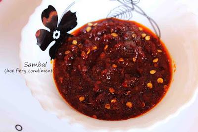 sambel indonesian cuisine dish sambal condiments dishes