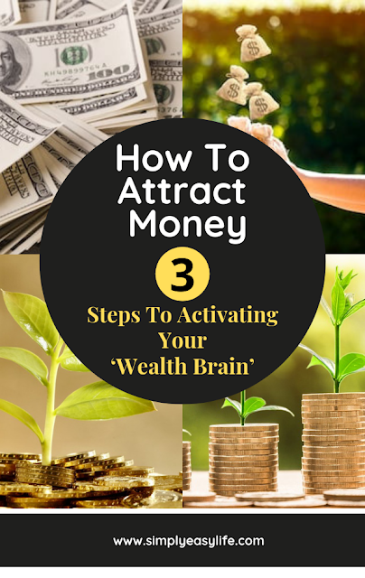 Steps To Activating Your Wealth Brain